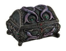 "5.5"" The Great Imitator Octopus Mimic Chest Decorative Trinket Box Gothic Decor"
