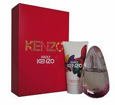 KENZO MADLY Eau de Toilette EDT 30ml. & Creamy Body Milk 50ml.