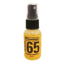 Jim Dunlop Jd-6551j Fretboard 65 Ultimate Lemon Oil 1oz