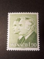 MONACO 1986 timbre 1538, Princes Rainier, Albert neuf**