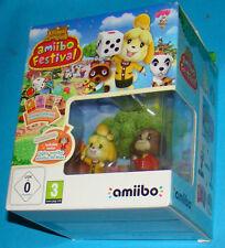 Animal Crossing Amiibo Festival - Nintendo WII U WIIU PAL New Nuovo Sealed