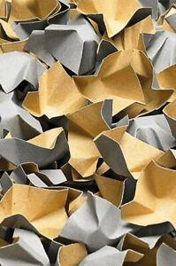 Papier-Verpackungschips cool gray 240 Liter 1 Karton Füllmaterial Papierpolster