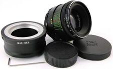 !!NEW!! HELIOS 44-2 Russian Lens E-Mount Sony NEX-3 F3 5 5N 5R 5T 6 A 7 7R 7S II