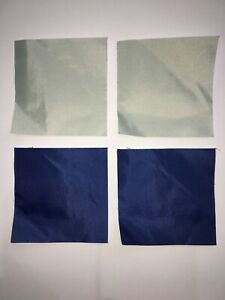 Coleman Event Shelter Genuine Canopy Repair Fabric Patches Blue & Grey