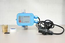 Hi-Star AUTOMATIC PRESSURE CONTROL CONTROLLER WATER PUMP SWITCH PRESSMATIC BRASS