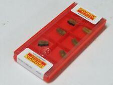 10 Pcs Sandvik N1512 300 4e Grade 4225 Carbide Inserts