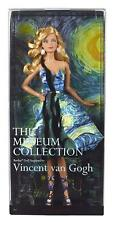 Barbie Collector Museum Collection Van Gogh Doll  NEW