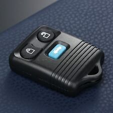 Remote 3 Button Keyless Entry Control Fob for Ford Transit MK6 Connect Replace