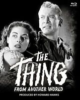 THE THING FROM ANOTHER WORLD 1951 Blu-ray IVBD-1085  Japan New F/S