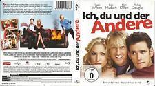 Ich, du und der andere  - Owen Wilson, Kate Hudson / Blu-Ray