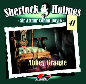 Sherlock Holmes 41 + 42 CD Maritim Verlag CDs Hörspiele Hörbücher NEU