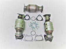 2005-2010 Honda Odyssey 3.5L Front D/S & P/S & Rear Catalytic Converter Set NEW