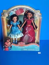 Disney Junior 2 Doll Princess Elena of Avalor Princess Isabel Nib X (1) Xmas