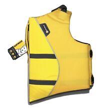 Ruffwear Float Coat Size XL Dog Life Jacket Yellow Safety Vest Reflective NWT