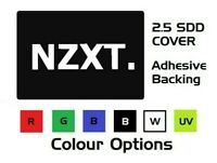 NZXT - 2.5 SSD/HDD Solid State Hard Drive Cover - GB 500 1 TB MLC SATA III/3