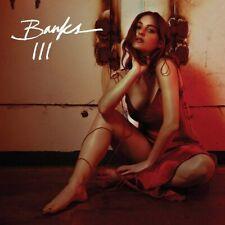 III - Banks (Album) [CD]