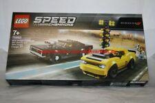 LEGO® 75893 Speed Champions - Dodge Challenger SRT 1970 Dodge Charger R/T