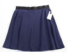 3.1 Phillip Lim for Target Women's Navy A-Line Flared Mini Skirt Size 14