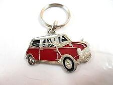 porte-clef porte-clés Austin Mini 1000 850 Morris key ring Schlüsselring