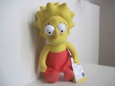 "The Simpsons LISA 16"" Plush Stuffed Doll"