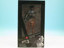 Chichinoe+ 3 YOUNG HIP Cover Gal Black Sun PVC Figure Orchid Seed
