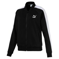 Puma Classics T7 Track Jacket ft Cotton Blac S