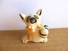Little Guys Lemur Miniature Animal Figurine Cindy Pacileo Pottery
