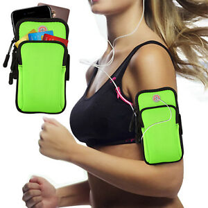 Running Jogging ArmBand Sports Armband Case Cover Pouch Holder Bag For Phones