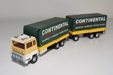 1:50 MATCHBOX SUPERKINGS FORD H SERIES CONTINENTAL TRUCK WITH TRAILER EXCELLENT