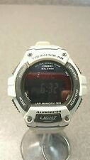 Casio Men's W-S220C-7BVCF White Watch Casio(LOT OF 2)