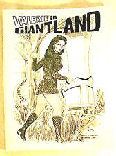 Valerie in Giantland-Land of Giants Novel written by Deanna Lund- FREE S&H