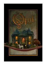OPETH premium fabric poster IN CAUDE VENENUM