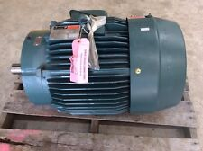 NEW RELIANCE 10HP 230/460V-AC 1170RPM , Fr. 324TC, 3PH AC MOTOR W/ Space Heater