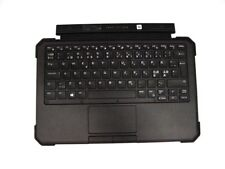Genuine Dell Latitude 12 Rugged 7202 IP-65 RGB Backlit NORDIC Layout Keyboard