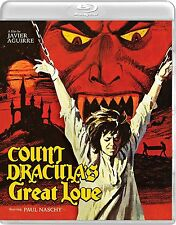 COUNT DRACULA'S GREAT LOVE (new Blu-ray/DVD direct from Vinegar Syndrome)