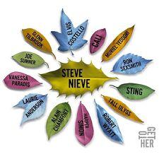 STEVE NIEVE - TOGETHER  CD NEU