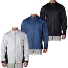 adidas Polyester Raincoats Zip Neck Coats & Jackets for Men