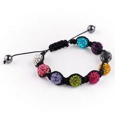 Modeschmuck-Armbänder mit Kristall für Damen