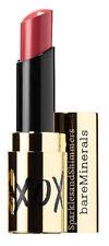 bareMinerals Mini GEN NUDE Radiant Lipstick Neutral Matte Rose Pink LOVE 1.3g