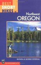 Best Short Hikes in Northwest Oregon (2003) Paperback