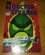 Doctor Strange #173 Oct 1968 8.0+ Very Vivid And Sharp Pls C Photos + Descript