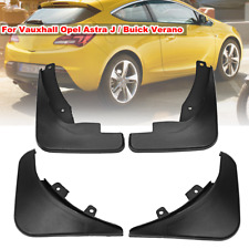 Car Front Rear Mud Flap Splash Mudguards for Vauxhall Opel Astra J/Buick 2010-16