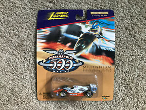 2000 Indianapolis 500 84th Running Event Die-Cast Johnny Lightning 1:64 Die-Cast