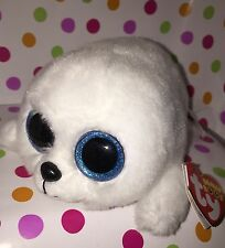 """6"""" Ty Beanie Boo Icy the Seal Reg Size"""