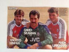 Arsenal Surname Initial L Football Prints