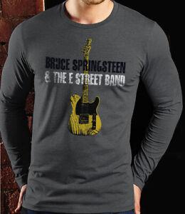 bruce springsteen T-shirt longsleeve