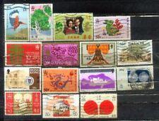China Hong Kong Nice Stamps