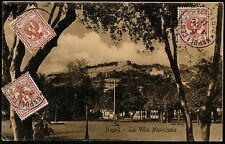 AX0108 Napoli - Città - Villa Comunale - 1910 Old postcard