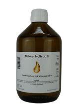 DMSO 99,9% Reinheit 500 ml nach ph.eur. in brauner Apothekerflasche