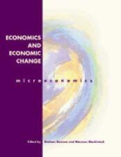 Microeconomics (Economics and Economic Change)-Graham Dawson, Maureen Mackintos